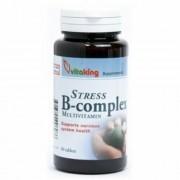 Vitaking Stressz B-komplex vitamin tabletta, 60 db