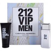 Carolina Herrera 212 VIP Men lote de regalo II. eau de toilette 100 ml + gel de ducha 100 ml