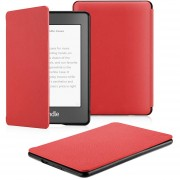Funda Microfibra Fibra Kindle Paperwhite Waterpoof Rojo
