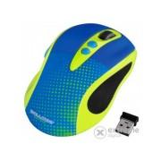 Mouse wireless Hama Knallbunt 2.0, galben