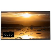 "Televizor OLED Sony 139 cm (55"") KD55A1BAEP, Ultra HD 4K, Smart Tv, Android TV, Tehnologie Acustic Surface, WiFi, CI+"