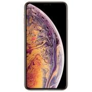 "Telefon Mobil Apple iPhone XS Max, OLED Super Retina HD 6.5"", 512GB Flash, Dual 12MP, Wi-Fi, 4G, Dual SIM, iOS (Gold) + Cartela SIM Orange PrePay, 6 euro credit, 6 GB internet 4G, 2,000 minute nationale si internationale fix sau SMS nationale din care 300"
