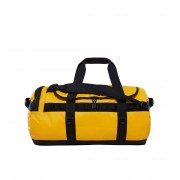 The North Face BASE CAMP DUFFEL - M Unisex - Reisetasche - Gr. M - gelb / SUMMIT GOLD TNF BLACK