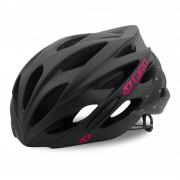 Giro Sonnet Women's Road Helmet - 2018 - S/51-55cm - Matt Black/Bright Pink