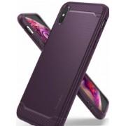 Protectie Spate Ringke Onyx 8809628563698 pentru iPhone XS Max (Violet)
