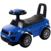 Masinuta fara pedale Land Rover Sun Baby, suporta maxim 27 kg, 12 luni+, albastru
