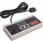 Controller NES pentru Nintendo Classic Mini cu cablu de 2m gri