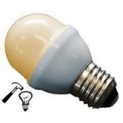 Tronix LED Lamp Deco Kleine Bol 1W G45 Warm Wit Extra Sterk