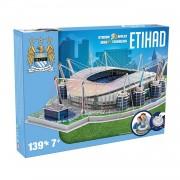 Nanostad 3D puzzel Manchester City Etihad Stadium - 139 stukjes