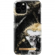 iDeal Of Sweden Fashion Case iPhone 11 Pro - Black Galaxy Marble