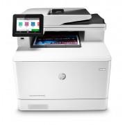 MFP, HP Color LaserJet Pro M479fdn, Laser, Fax, ADF, Duplex, Lan (W1A79A)