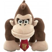 Super Mario Donkey Kong Plüschfigur-multicolor - Offizieller & Lizenzierter Fanartikel Onesize Unisex