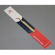 AMAZING ART - Precíziós hajlított végű csipesz makettezéshez 10,5cm