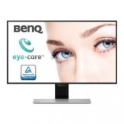 Монитор BenQ EW277HDR (BENQ-MON-EW277HDR), 27 инча Full HD (68.58см.), VA, 1920 x 1080, 4ms, 20.000.000 : 1, 300cd/m2, D-sub/HDMI, Черен