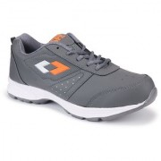 Bersache Men Gray 1211 Casual Sneaker Loafer Sports Boots Shoes