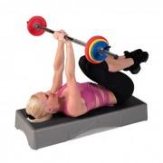 Set greutati fitness Sveltus 16 Kg