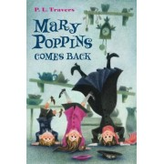 Mary Poppins Comes Back, Paperback