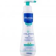 Mustela Bébé Stelatopia čisticí krém pro děti od narození 200 ml