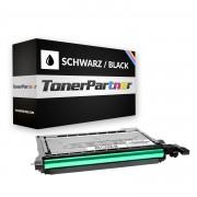 Samsung Compatibile con CLP-600 N Toner (CLP-K 600 A/ELS) nero, 4,000 pagine, 1.6 cent per pagina - sostituito Toner CLPK600AELS per CLP-600N