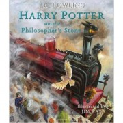 Harry Potter and the Philosopher's Stone. Illustrated Edition - Rowling, Joanne K.