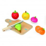 Jucarie cu fructe si legume de taiat House of Toys