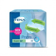 TENA Pants Super Large 12 Unidades
