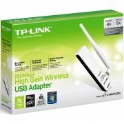Adaptador USB Inalámbrico TP-Link TL-WN722N-Negro