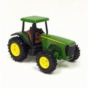 """John Deere Toy Tractor, 8"""""""