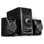 Philips MMS2143B 2.1 Bluetooth Speaker System