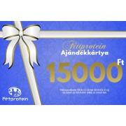 Fittprotein Online Ajándékkártya Férfiaknak 15000Ft értékben