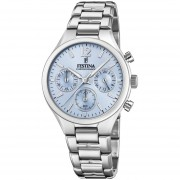 Reloj F20391/3 Plateado Festina Mujer Boyfriend Collection Lotus