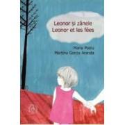 Leonor si zanele - Leonor et les fees - Maria Postu Martina Garcia Aranda