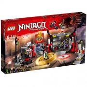 Set de constructie LEGO Ninjago Cartierul General S.O.G.