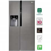 LG Gsl361icez Frigorifero Side By Side 591 Litri Classe A++ Total No Frost Color