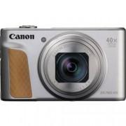 Canon Digitální fotoaparát Canon PowerShot SX740 HS, 20.3 MPix, Zoom (optický): 40 x, stříbrná
