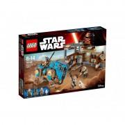 Lego incontro su jakku lego star wars (75148)