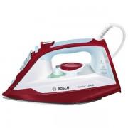 Fier de calcat Bosch TDA3024010 Sensixx'x DA30 Rocking' 2400W 320 ml alb / rosu