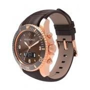 Smartwatch Mykronoz Zeclock Premium Smatwatch Bluetooth Contapassi Rosa Oro