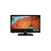 Tv Philco Led 20 Ph20u21d Usb 2 Hdmi E Conversor Digital