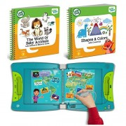 LeapFrog LeapStart Interactive Learning System Kindergarten & 1st Grade For Kids Ages 5-7, With Level 1 Preschool Educational Activity Books, Learn Basic Skills For Life, Kids Fun & Engaging Activity