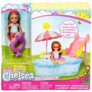 Игрален комплект с кукла Челси, 2 налични модела, Barbie, 1710045