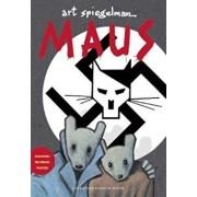 Maus I y II, Paperback/Art Spiegelman
