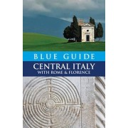 Blue Guide Central Italy, Paperback