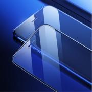 Стъклен протектор за Apple iPhone 7 Plus / iPhone 8 Plus (Темперирано закалено стъкло) '3D - Baseus - Dust Prevention'