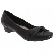 Boulevard Womens/dames opgevuld sok Crossover Sash Hof schoenen