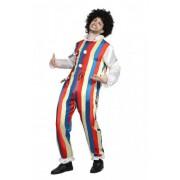 Vegaoo Neergestoken clown kostuum voor mannen L