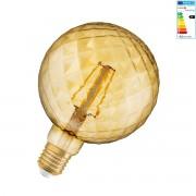 Osram - Vintage 1906 Dekor LED-Leuchtmittel, Pinecone, 4,5W / E27, Warmweiß 2500K
