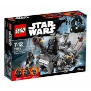 TRANSFORMACIÓN DE DARTH VADER LEGO 75183