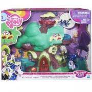 Комплект Малкото пони - Библиотеката на понитата - My Little Pony - Hasbro, 033148