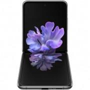 Telefon mobil Samsung Galaxy Z Flip 5G, Dual SIM, 256GB, 8GB RAM, Grey